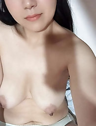 Spy hidden cam Mrs Hack asian wife booty